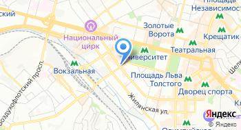 Центр хорошего слуха Киев на карте