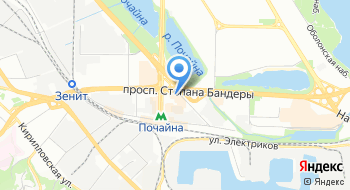Интернет-магазин Выкрутка UA на карте