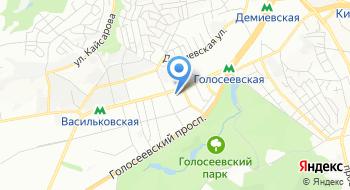 Коллекторское агентство АСД Украина на карте
