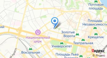 Компания Финтайм на карте
