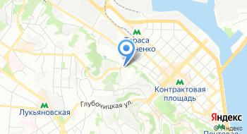 ТА OkTravel на карте