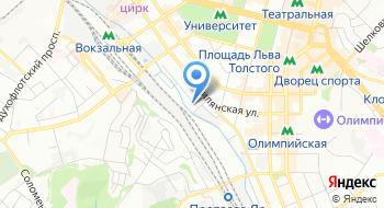Компания Офис Солюшнз Украина на карте