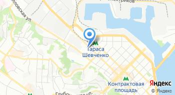 Торгово-офисный центр Шоколад на карте