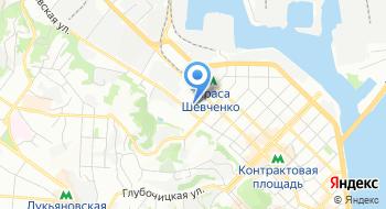 Компания Хипп Украина на карте
