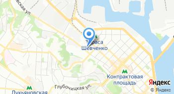 Компания ЛатАгро на карте