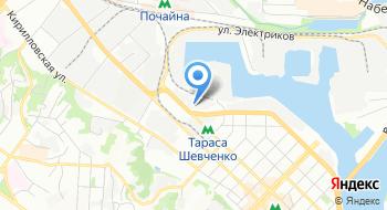Компания Постмодерн на карте