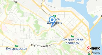 Издательская компания Вымир на карте