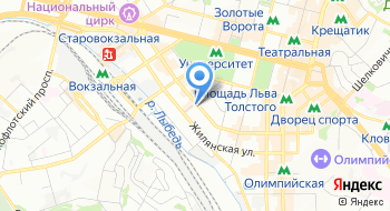 Ukrainian Hotel Service Apartments на карте
