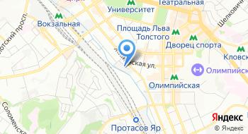 Холосток на карте