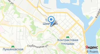 Авиакомпания Cavok Air на карте