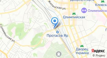 Укрзализница на карте