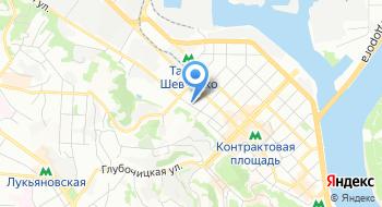 Художественная мастерская Витражи на карте