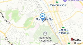 Компания Pfizer Украина на карте