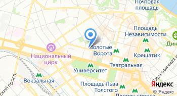 Консульский отдел посольства Польши на карте