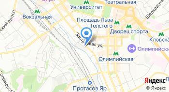 Студия красоты Maksym Kulikov на карте