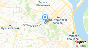 Салон витражей Витрум плюс на карте
