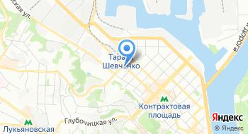 Институт пластической хирургии и косметологии Virtus на карте