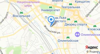 Компания Катена на карте