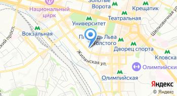 Всеукраинская благотворительная организация Точка опоры на карте