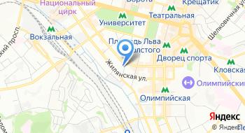 Полтава-банк на карте