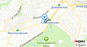 Киевский горобластной центр защиты прав потребителей, качества и безопасности продукции на карте