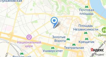 Интернет-магазин Provocator.ua на карте