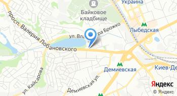 Дом культуры имени Якова Батюка на карте