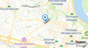 Посольство Bitcoin в Украине на карте