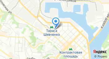 Компания Киев каменный на карте