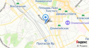 Компания Брама-Р на карте