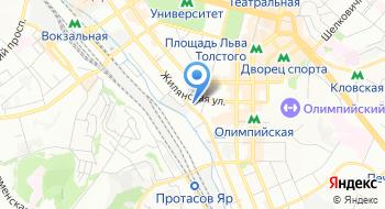 Компания Lectra Украина на карте