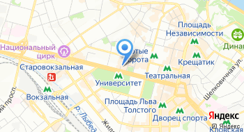 Райффайзен Банк Аваль на карте