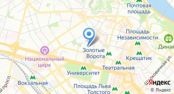 Компания Wnet Украина на карте