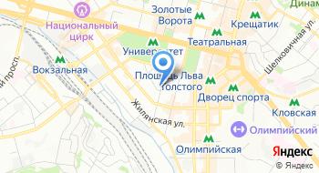 Brast на карте