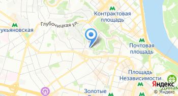 Грузоперевозки SinoUA на карте