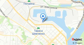 Время газа на карте