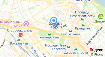Справочная аптек Фармация на карте