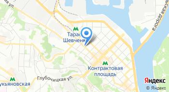 ГЗ Центральная медико-социальная экспертная комиссия МОЗ Украины на карте