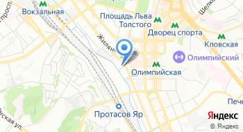 Главный офис ОТР Банк на карте