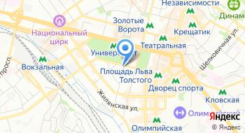 Киевская городская медико-социальная экспертная комиссия №2 на карте