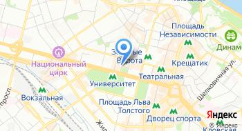 Частный нотариус Оленцевич Е.А. на карте