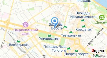Авиакомпания Алиталия на карте