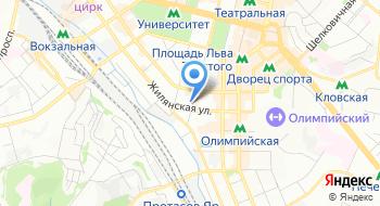 Институт современных прикладных технологий на карте