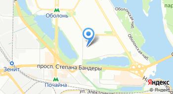 Украинское рекрутинговое агентство на карте