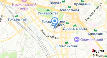 Всеукраинский Фестиваль Талантов Gold Star на карте