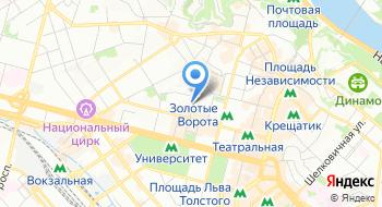 Центр гармонизации и вдохновения Inspiris на карте
