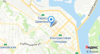 Управление по вопросам чрезвычайных ситуаций Подольской РГА на карте