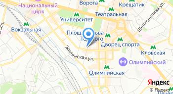 Детская музыкальная школа №3 им. В.С. Косенко на карте