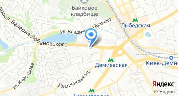 Компания Спецзнак на карте