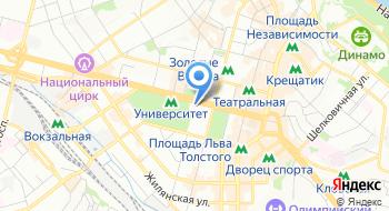 Институт дерматокосметологии доктора Богомолец на карте